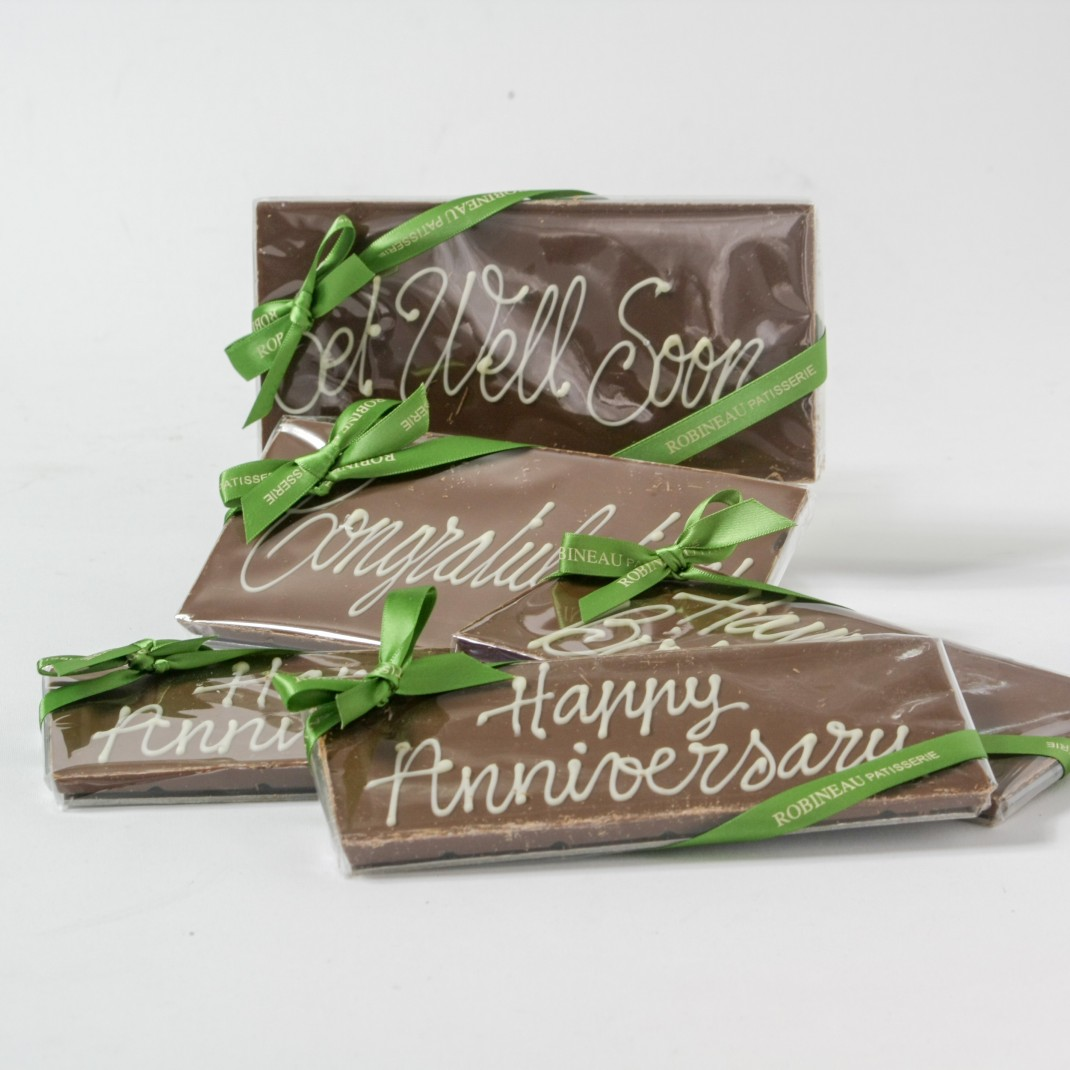 Bar: Milk Chocolate Celebration Bar
