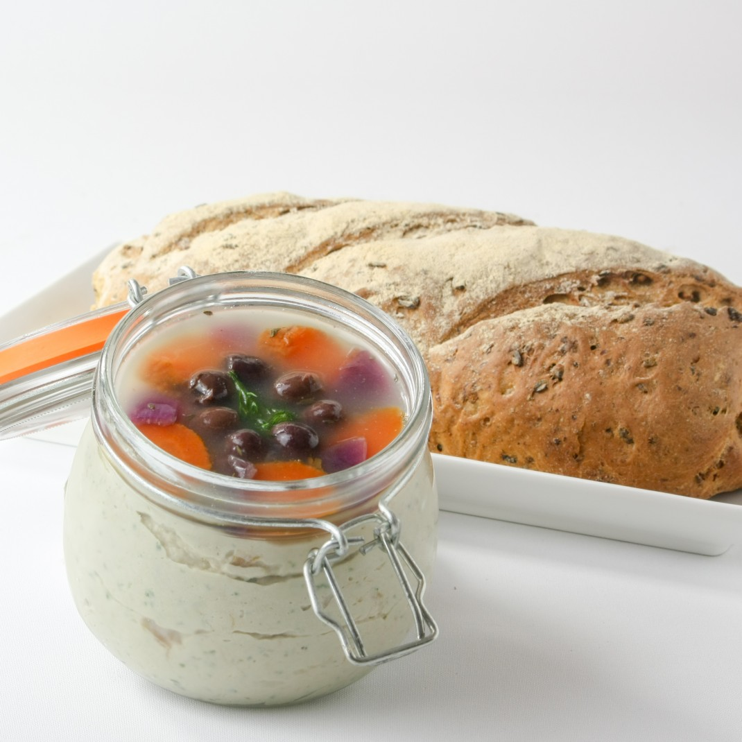 Smoked Mackerel Paté