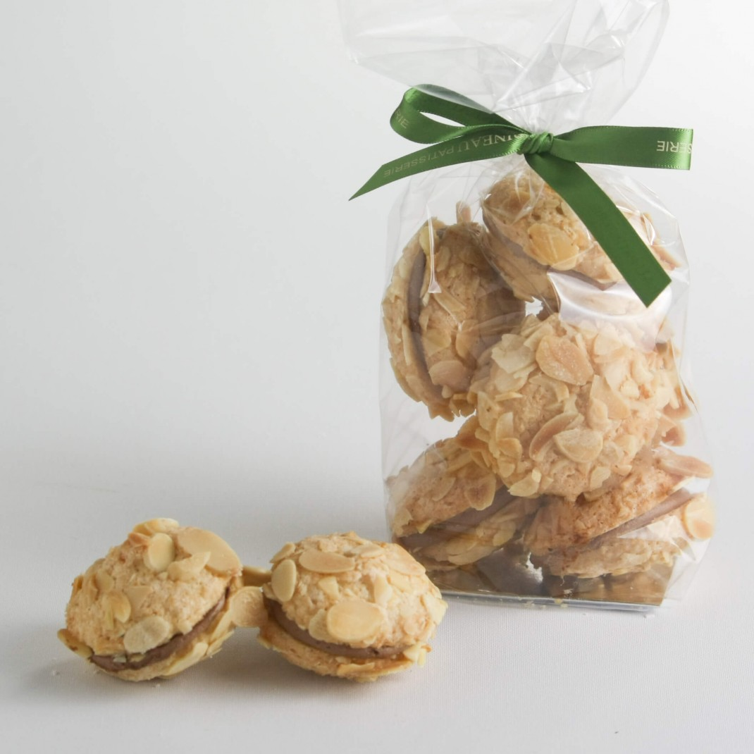 Chocolate & Almond Macaroons
